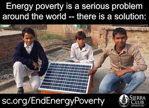 Ending Energy Poverty