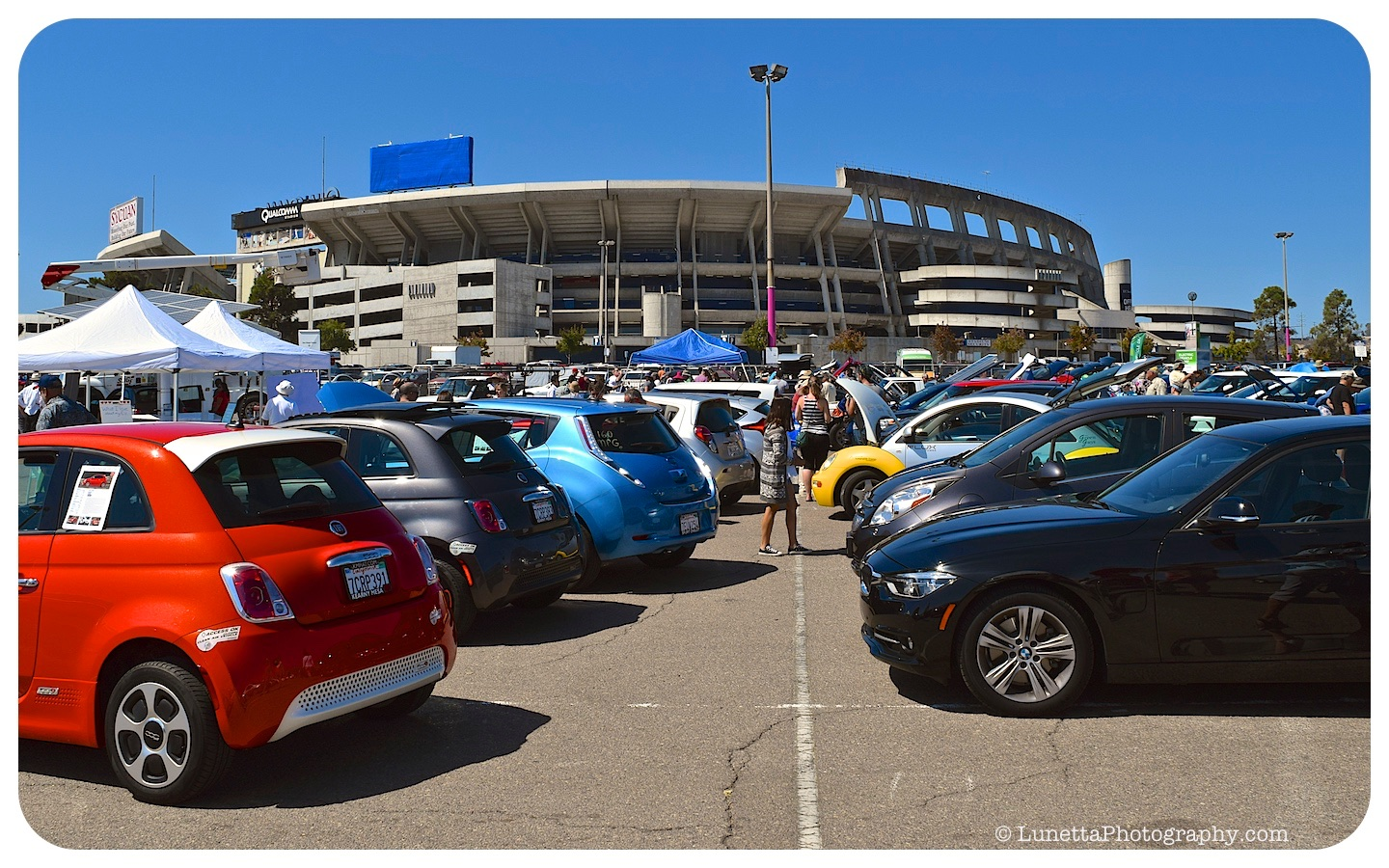 Driving The Clean Car Revolution This September At National Drive Electric Week Sierra Club