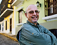 Jose Menendez - President of Sierra Club Puerto Rico