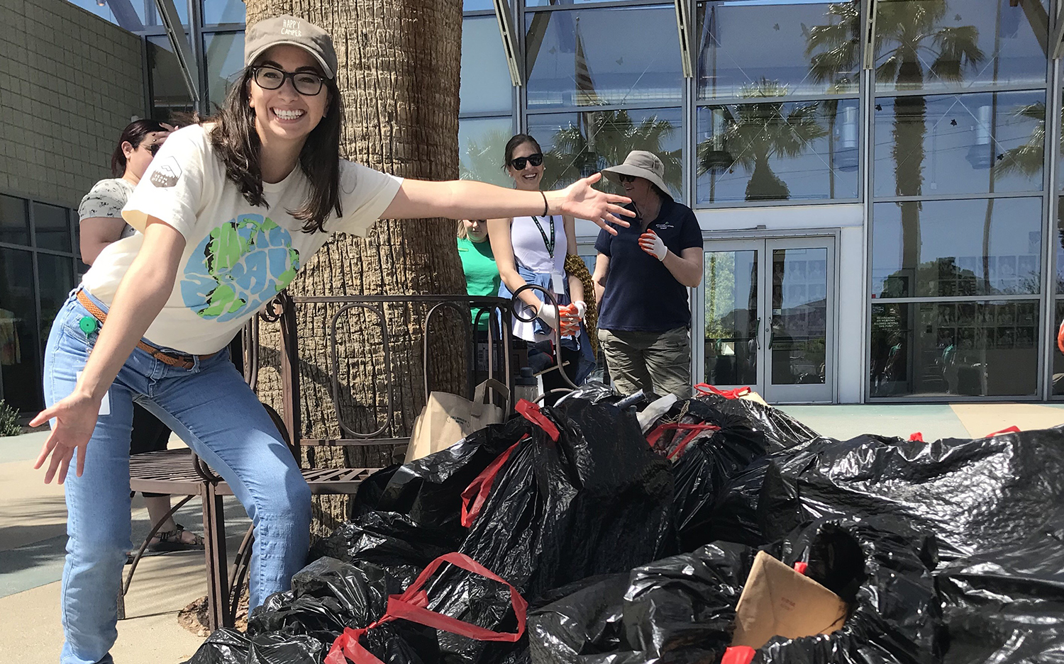 How 4,273 People Celebrated Earth Month