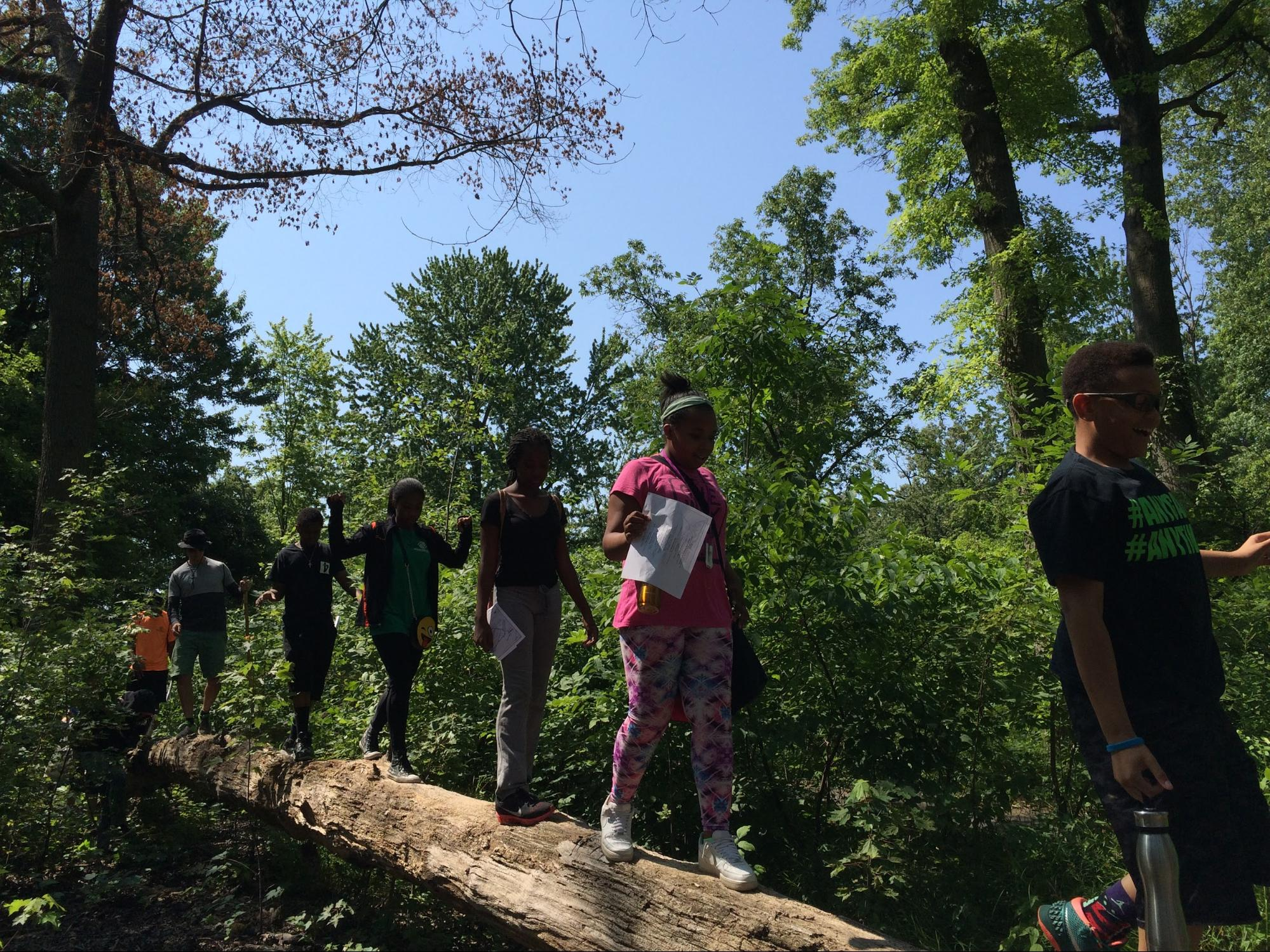 Inspiring Connections Outdoors in Detroit | Sierra Club