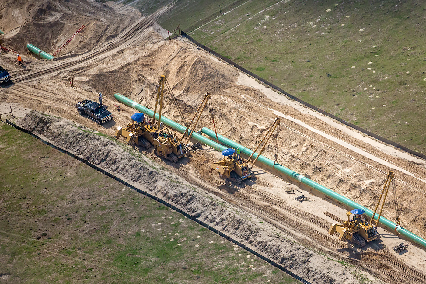 In Major Climate Decision Dc Circuit Rejects Federal Approval Of Dccircuit Sabal Trail Pipeline