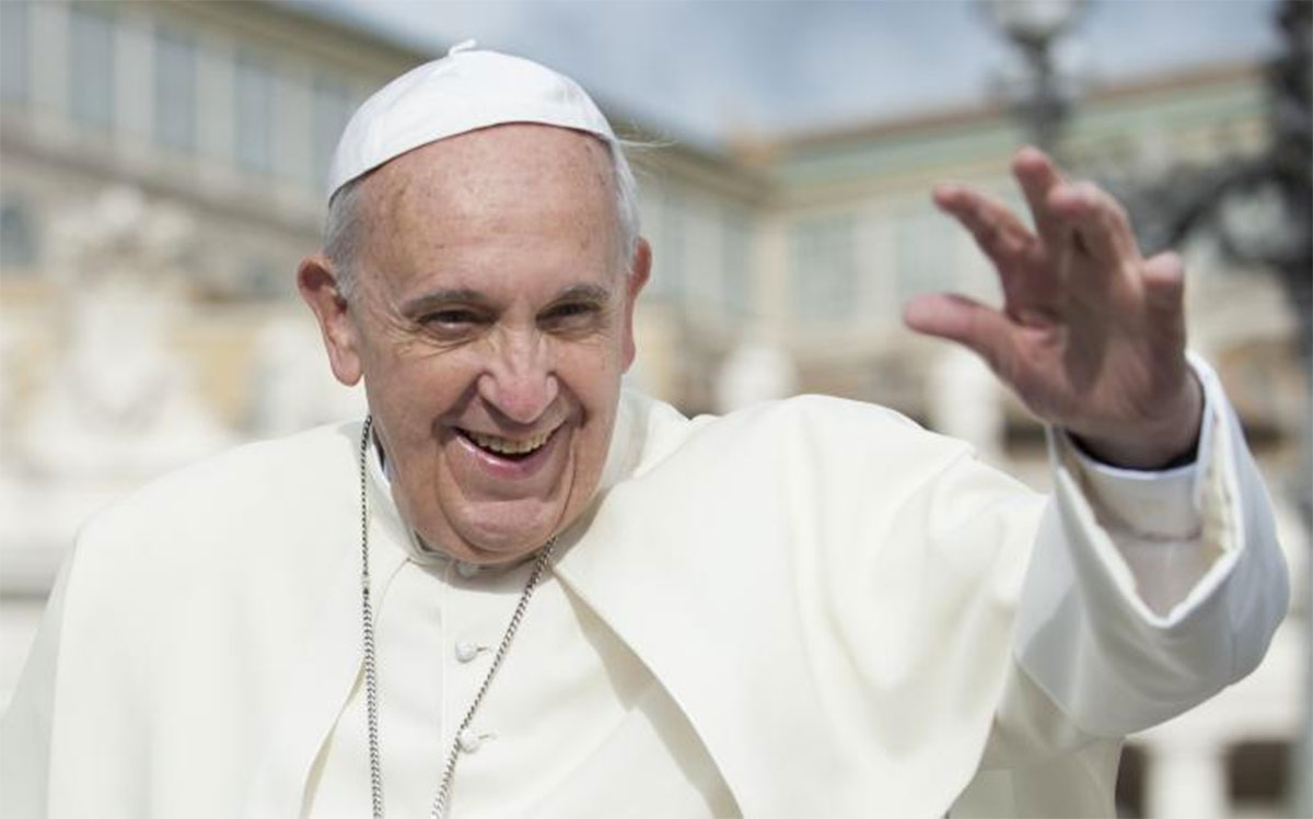 """papal intervention In his email, sire said he doesn't expect all catholics to share his opinion, much less the order """"which has been under the tight control of the vatican ever since the papal intervention of january 2017"""" he added that he wrote """"the dictator pope"""" after his work as a historian was """"terminated"""" in 2017 thanks."""