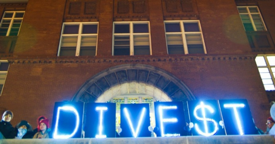 Divesting from