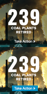 239 Coal Plants Retired!