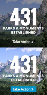 431 Parks & Monuments Established