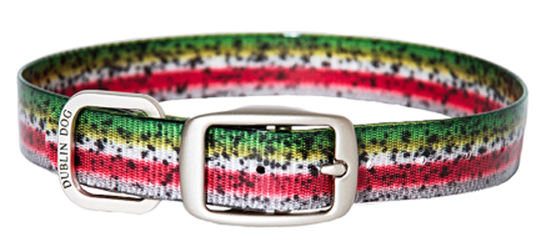 Rainbow Trout collar