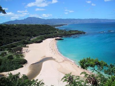 Waimea Beach, Hawaii
