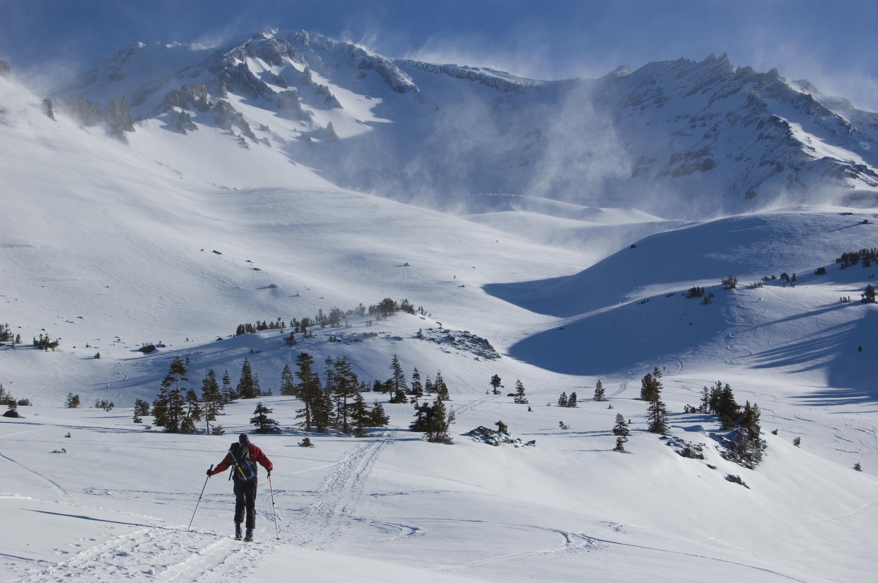 backcountry skiing sierra club
