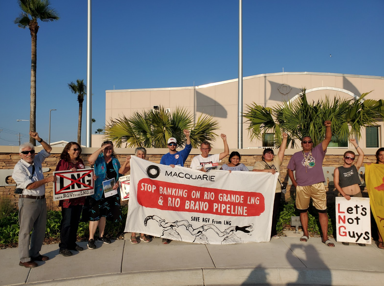 Opposition to LNG in the Valley Now Spans Three Continents