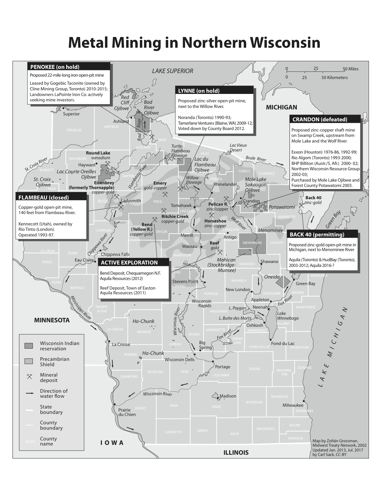 Wisconsin Natural Resources Board History