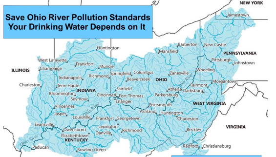 ACT: Protect the Ohio River!
