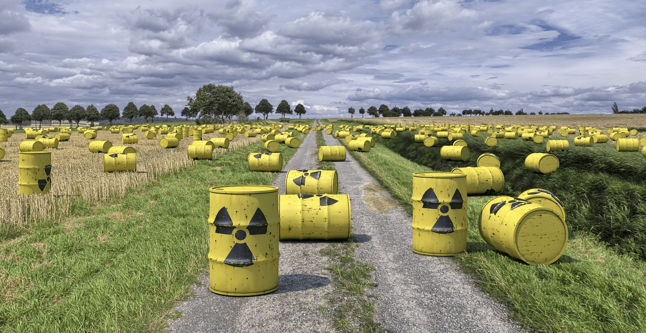 High-Level Radioactive Waste Dump Could Come to Texas
