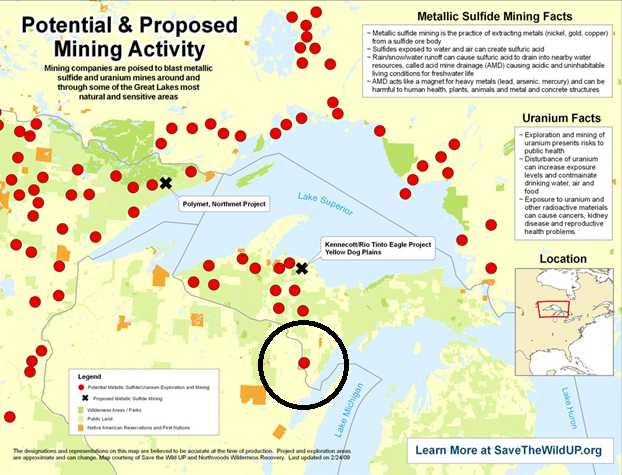 Back 40 Proposed Mine Project | Sierra Club