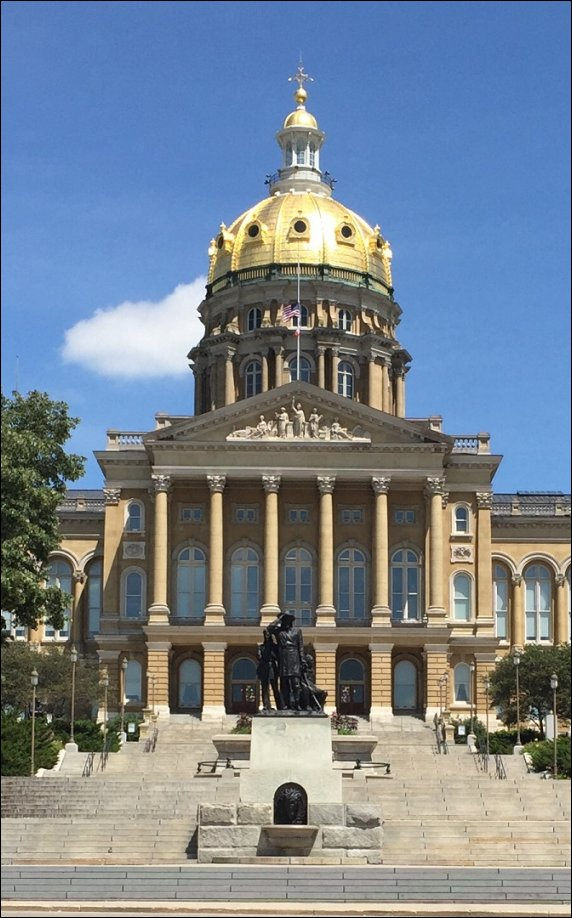 Bill Montag Iowa City