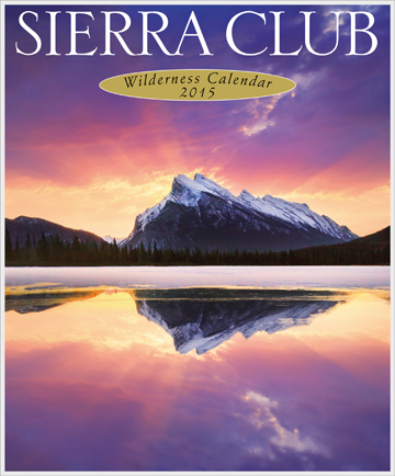 Sierra Club Wall Calendar