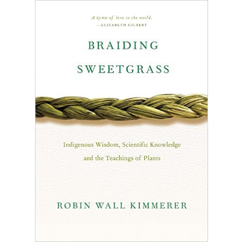 Author: Robin Wall Kimmerer - Cover: Gretchen Achilles/Wavetrap Design - Publisher:Milkweed Editions
