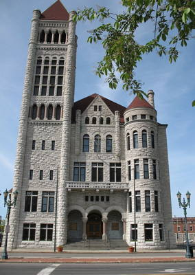 Syracuse City Hall, public domain