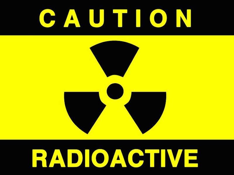 Rad waste logo
