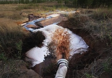 Frack Waste in Our Rivers One Step Closer Thanks to Texas House