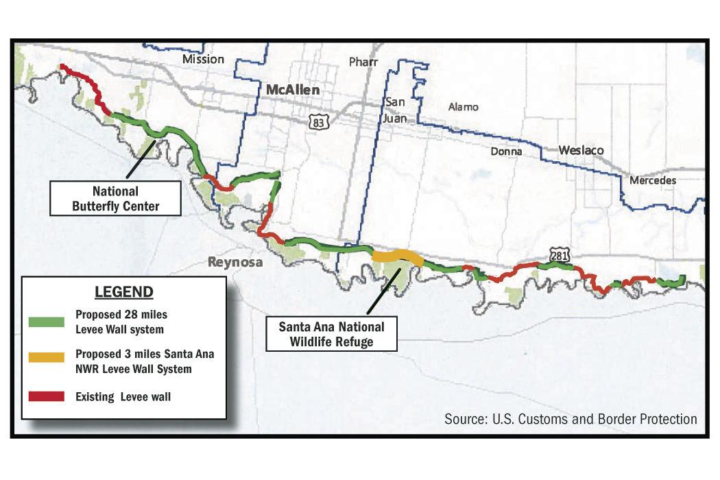 Border Wall | Sierra Club