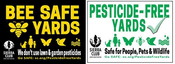 Pesticide-Free Yards | Sierra Club