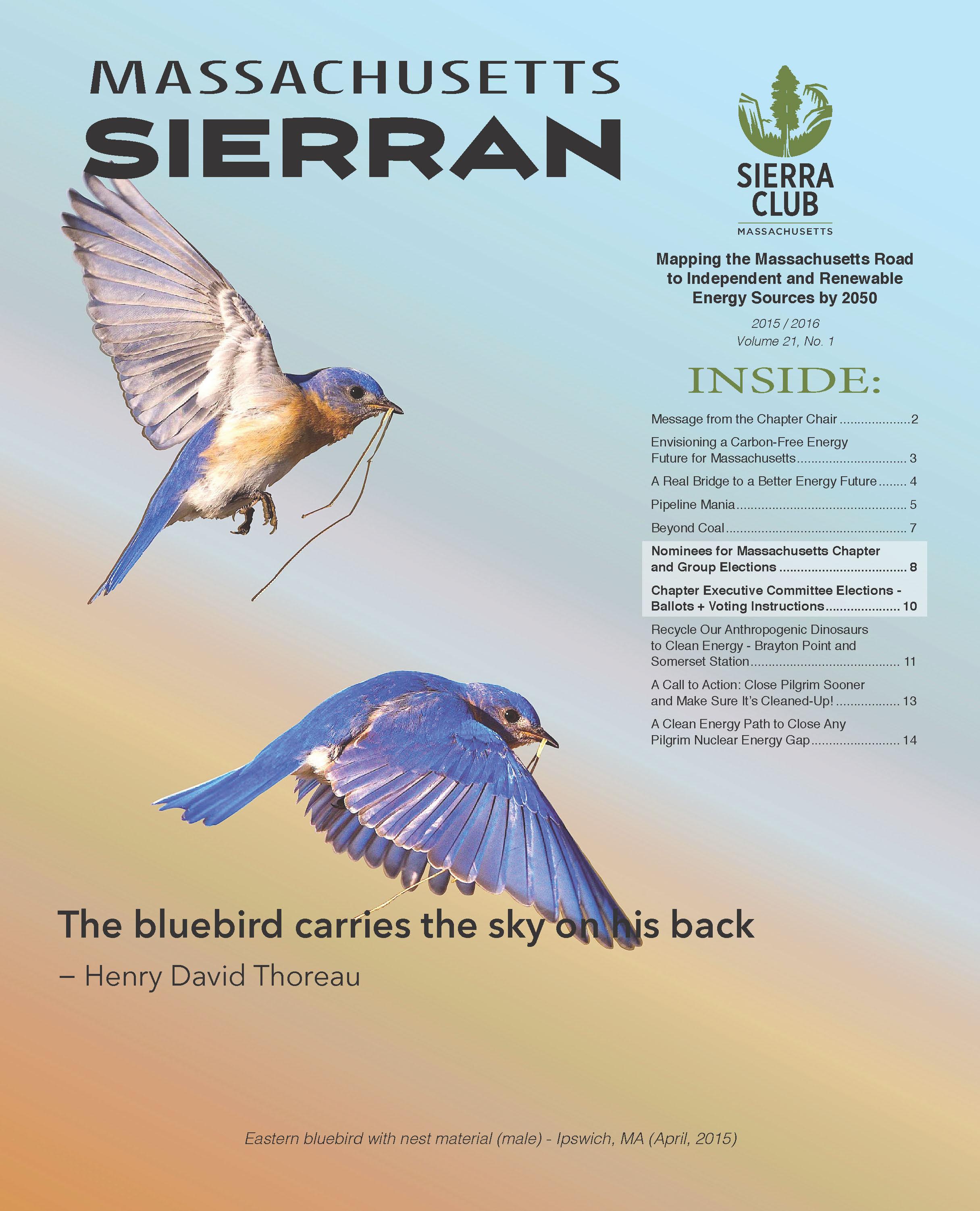 Sierran Newsletter Sierra Club