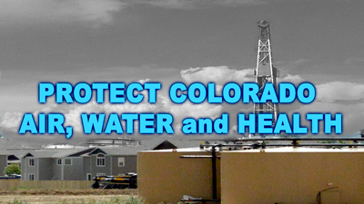 Protect Colorado air, water, and health