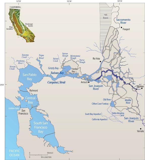 Letter From Sacramento: We Still Oppose The Delta Tunnels