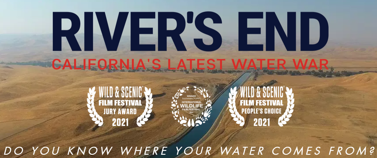 rivers end title screen