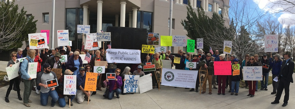 Keep Public Lands in Public Hands