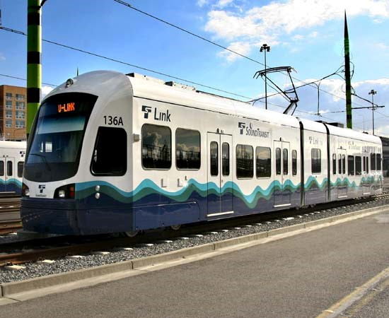 Sound Transit train
