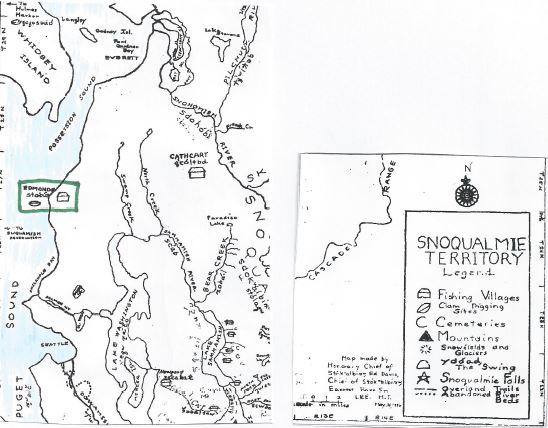 Edmonds Marsh Through Time | Sierra Club