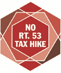 No Rt. 53 Tax Hike