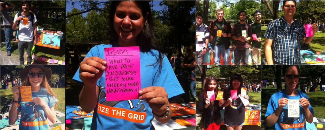 The Seize the Grid campaign of the Sierra Student Coalition