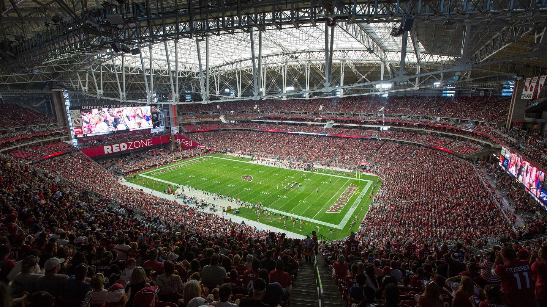 Univeristy Of Phoenix Stadium