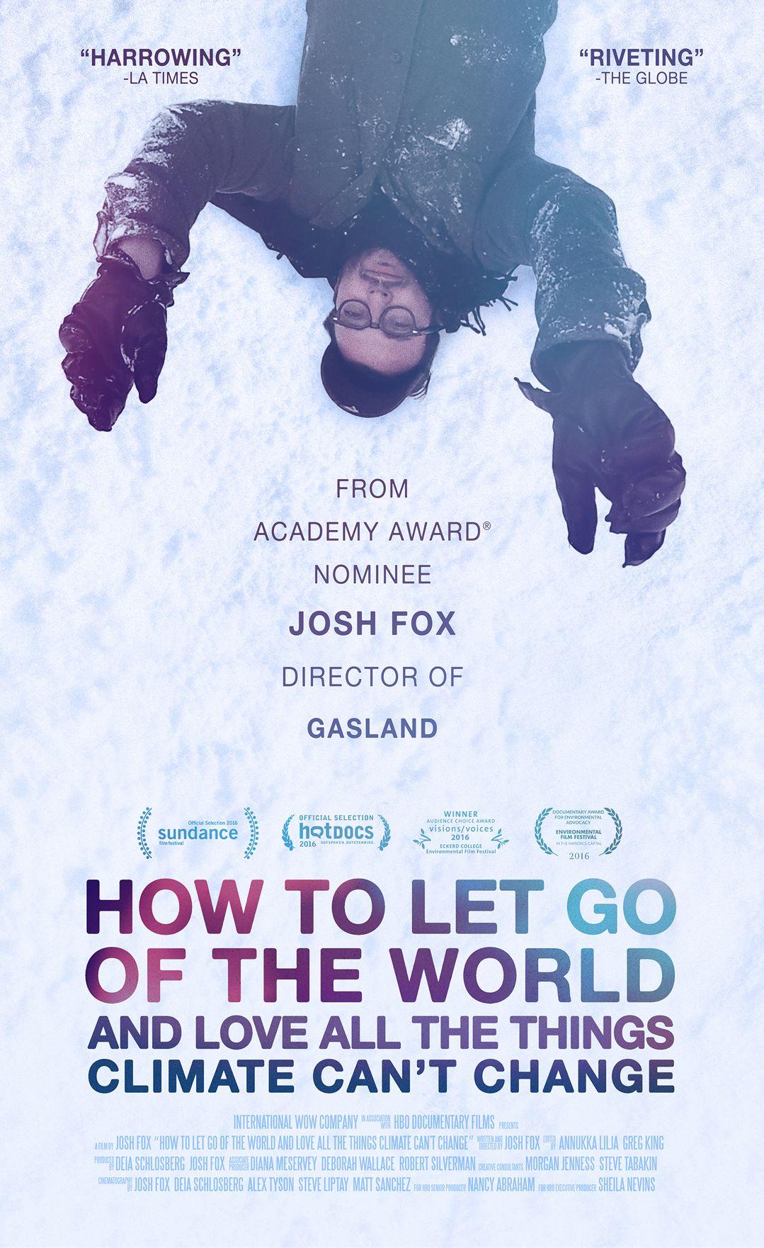 in review josh fox s how to let go of the world sierra club rh sierraclub org
