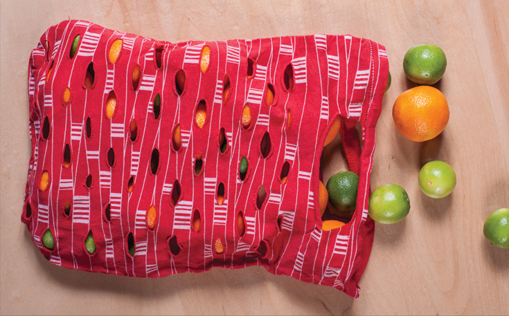 How To Turn An Old T Shirt Into Ecofriendly Produce Bag