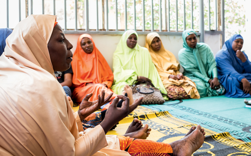 Educating Girls May Be Nigeria's Best Defense Against Climate Change - Sierra Magazine