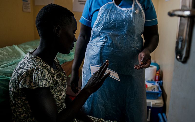 The Global Gag Rule Puts a Choke Hold on Contraception 1