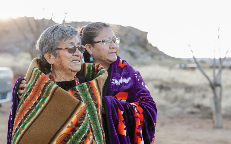 Uranium Widows in Navajo Country