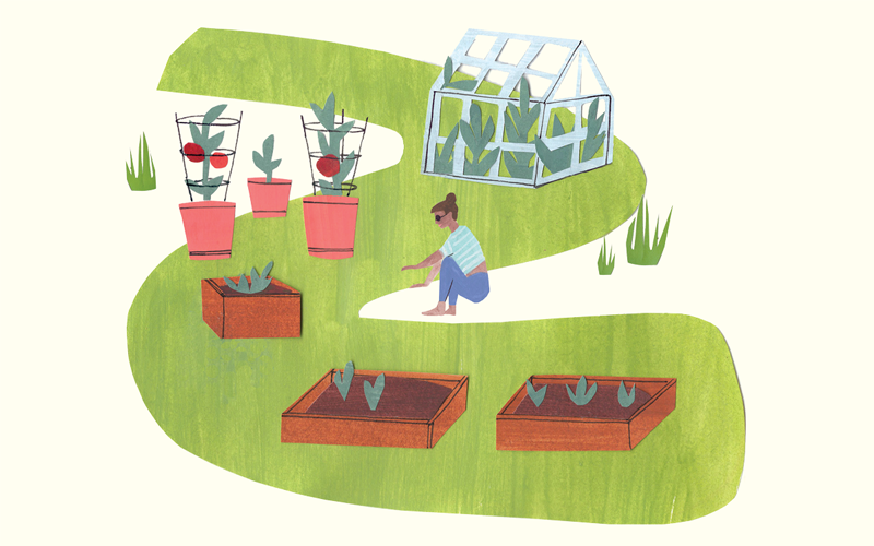 Easy Ways to Grow, Preserve, and Share Your Own Food