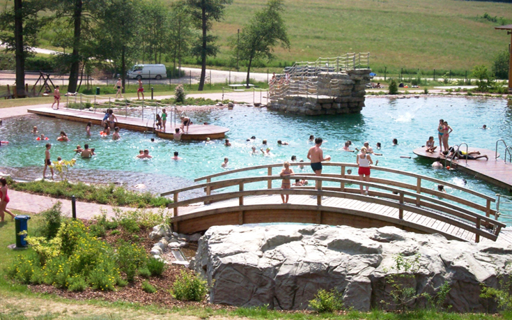 Can a swimming pool be ecofriendly sierra club for Environmentally sustainable swimming pools