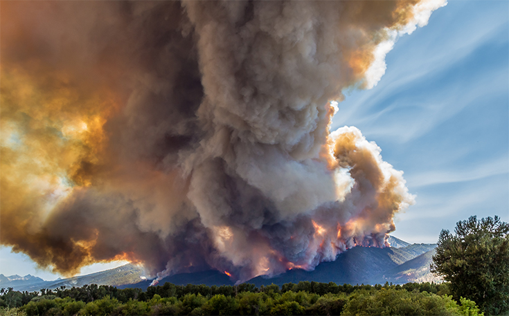 a study of the fires in western states What are the causes and impacts of the upsurge in us western wildfires  landscape fires that burned in the us from 2001 to 2008  carpet of fuel for fires an nsf-funded study conducted .