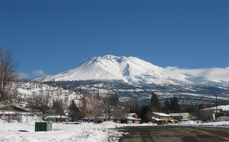 Mt Shasta Ca >> Who Owns the Water in Weed, California? | Sierra Club