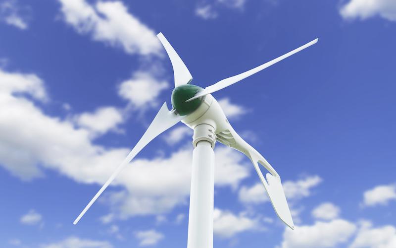 Your Own Private Wind Turbine