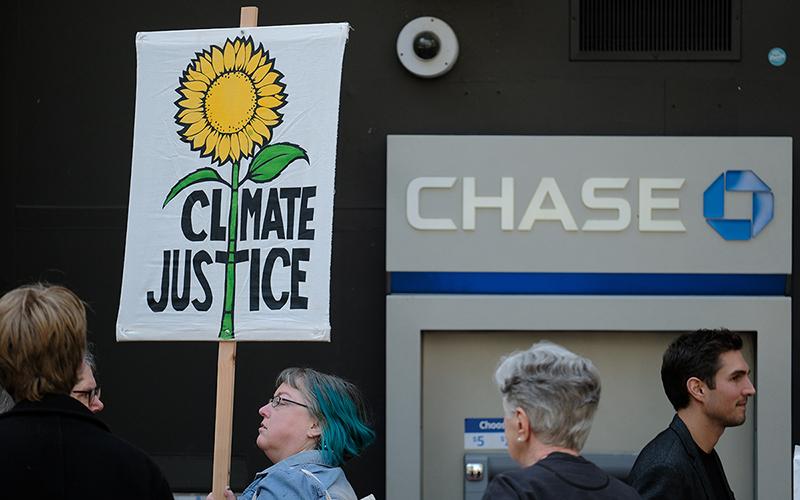 JPMorgan Chase Will Halt Financing of Arctic Oil, Gas Drilling, Coal Plants