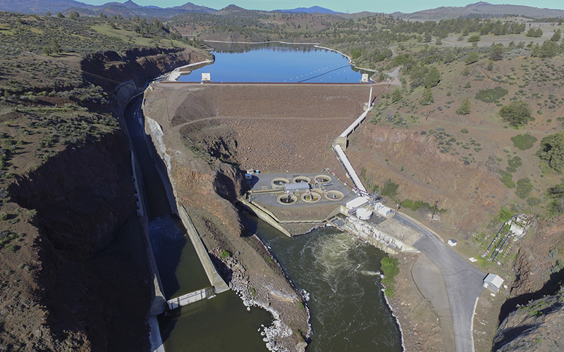 Another Hurdle Cleared, Klamath Dams Closer to Coming Down