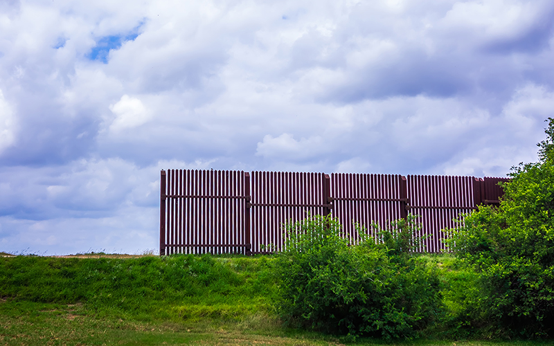 In South Texas Border Wall Construction Imminent Sierra