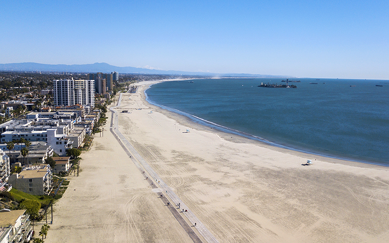 Can Long Beach Achieve Climate Resiliency as Sea Levels Rise?